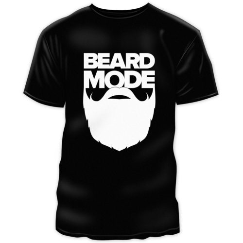 Beard Mode Pro Beard Products - black