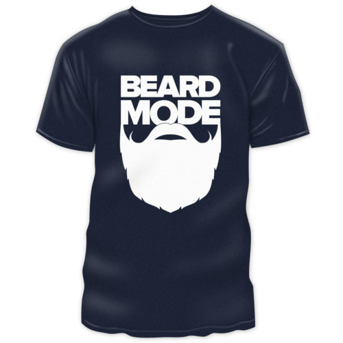 Beard Mode Pro Beard Products - navy